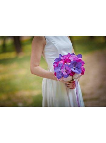 """Букет невесты """"Виолет"""""""