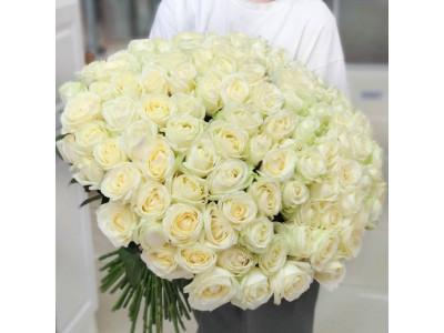 Сколько стоит букет из 101 розы?