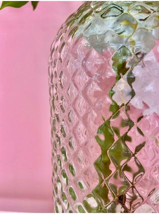 Ваза из цветного стекла Маркуль
