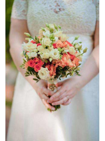 Букет невесты Оливия