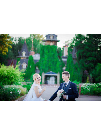 Букет невесты Софи