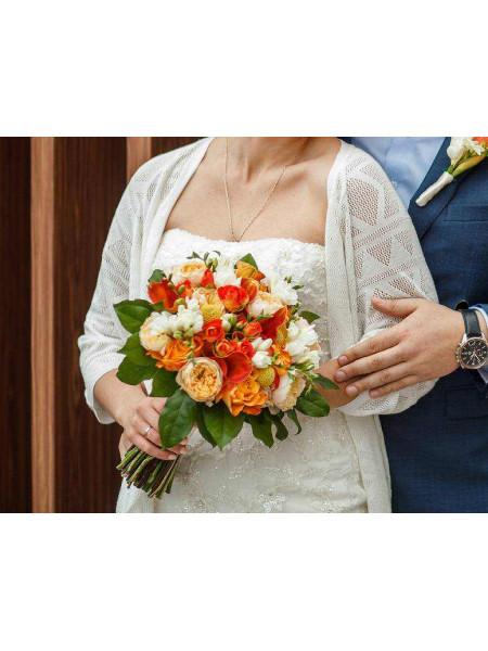 "Букет невесты ""Карлотта"""