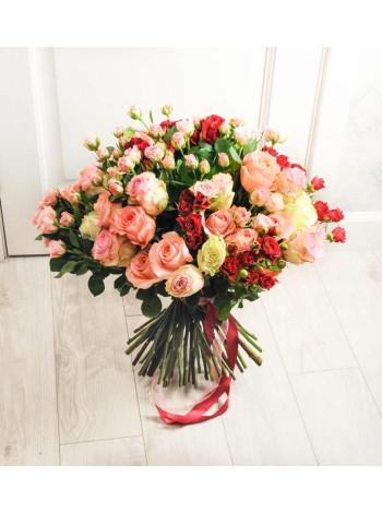 "Букет цветов ""Эмануэль"""