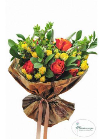 """Букет цветов """"Лесная фея"""""""