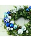 """Новогодний венок """"Морозная свежесть"""""""