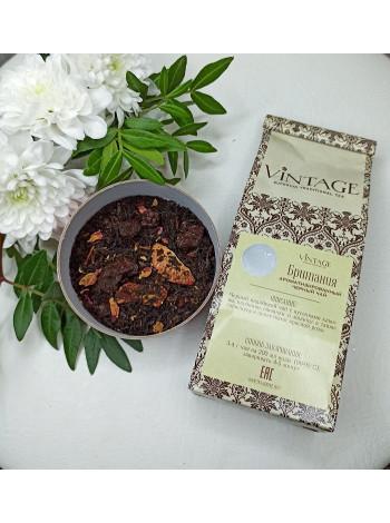 """Купить чай """"Британия"""" с доставкой по Раменскому району - Цветочная поэзия."""